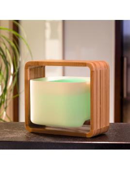 TIME - domácí zvlhčovač vzduchu s měnícími barvami