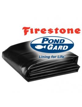 Firestone EPDM jezírková fólie 1,02 mm, šířka 6,1 m, cena za m2
